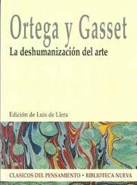 Resenha sobre «La deshumanización del arte»