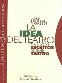 Resenha sobre «A idea del Teatro»