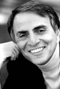 Carl Sagan: La expresión poética de una concepción científico-mística de la realidad