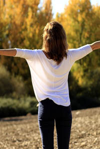 La forma de respirar ayuda a liberar la mente