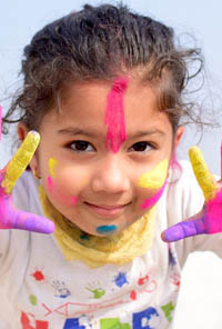 Enseñanza raciovitalista para niños