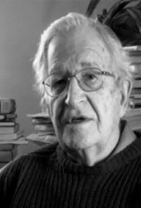 """Noam Chomsky: """"La concentración de la riqueza produce concentración del poder político."""""""