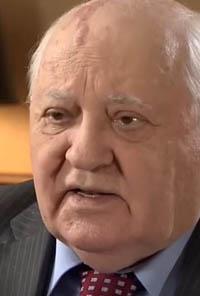 """Gorbachov: """"es hora de revisar toda la agenda global"""""""